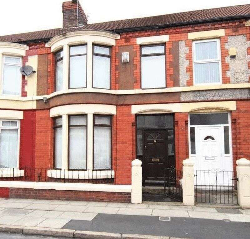 3 Bedrooms Property for sale in Heyburn Road, Tuebrook, Liverpool, L13 8BT