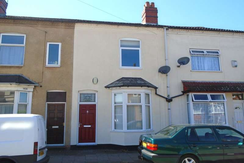 3 Bedrooms Terraced House for sale in Shipway Road, Birmingham, B25