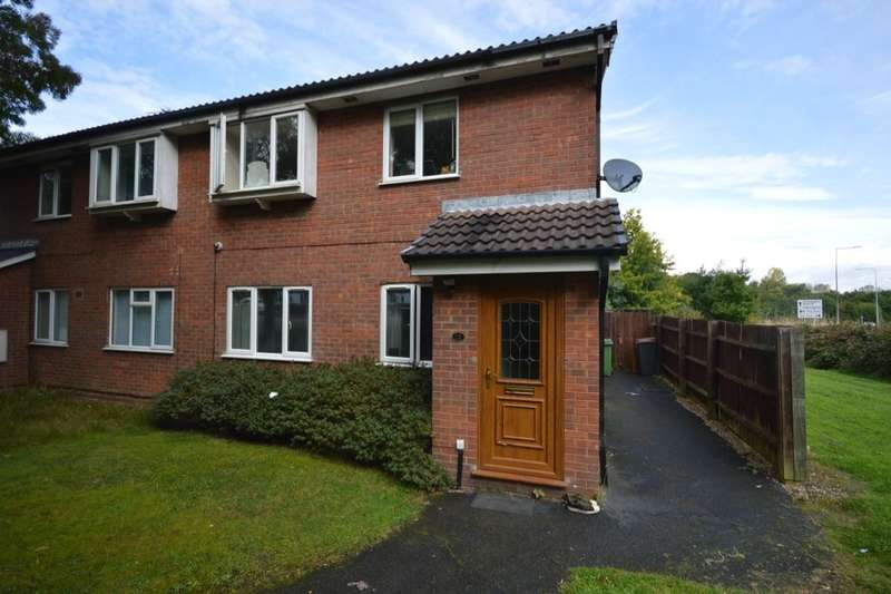 2 Bedrooms Flat for rent in Clares Lane Close, The Rock, Telford, TF3