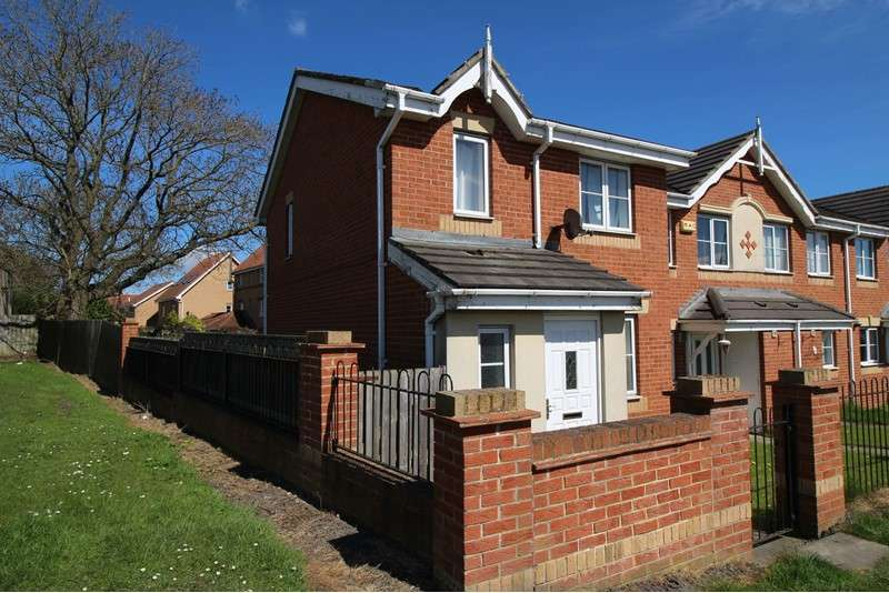 3 Bedrooms Property for sale in Chapel Drive, Delves Lane, Consett, Durham, DH8 7EW