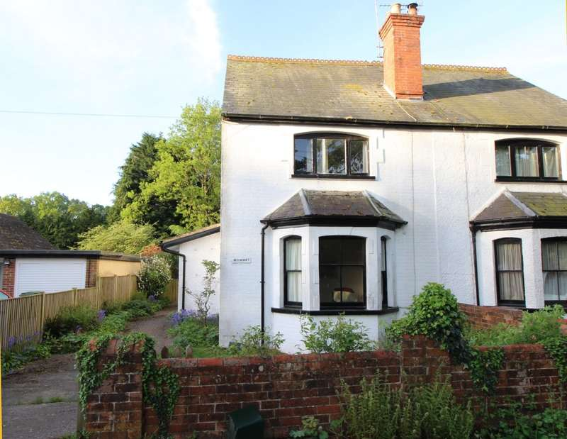 4 Bedrooms Semi Detached House for sale in Beech Lane, Woodcote, RG8