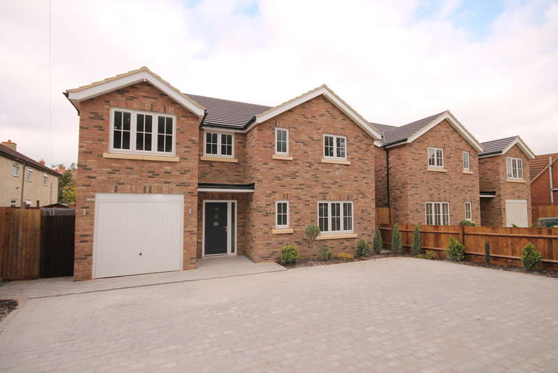 4 Bedrooms Detached House for sale in Plot 2 Dane Lane, Wilstead, MK45