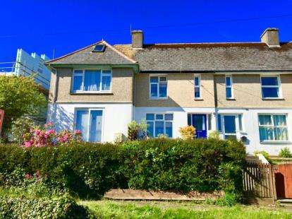 3 Bedrooms End Of Terrace House for sale in Penwerris Lane, Falmouth, Cornwall