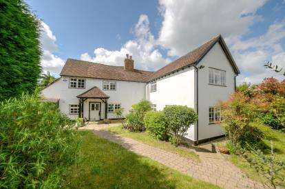 4 Bedrooms Detached House for sale in Church Walk, Kempston, Bedford