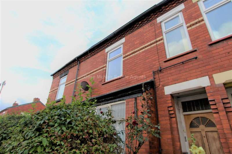 2 Bedrooms Apartment Flat for sale in Barlow Road, Levenshulme, M19 3EF