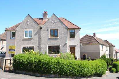 3 Bedrooms Semi Detached House for sale in Massereene Road, Kirkcaldy