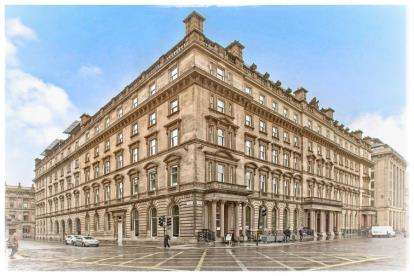 2 Bedrooms Flat for sale in South Frederick Street, Merchant City, Glasgow