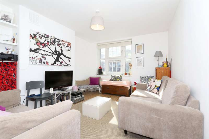 2 Bedrooms Flat for sale in Lordship Road, London