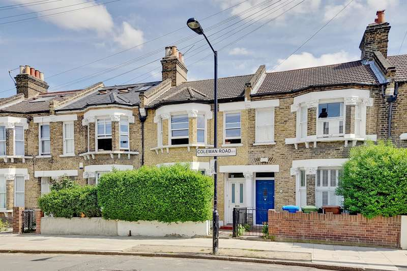 3 Bedrooms Terraced House for sale in Coleman Road, SE5 7TG