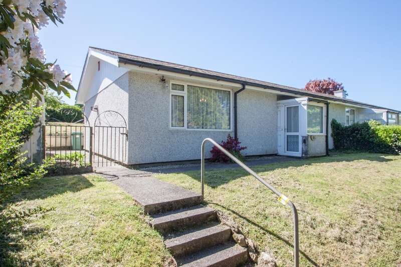 3 Bedrooms Semi Detached Bungalow for sale in Higher St Budeaux, Plymouth