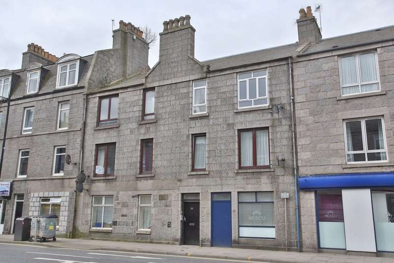 2 Bedrooms Flat for sale in Victoria Road, Aberdeen, Aberdeenshire, AB11