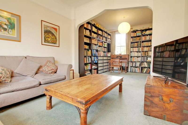 3 Bedrooms Terraced House for sale in West Green Road, South Totenham, N15