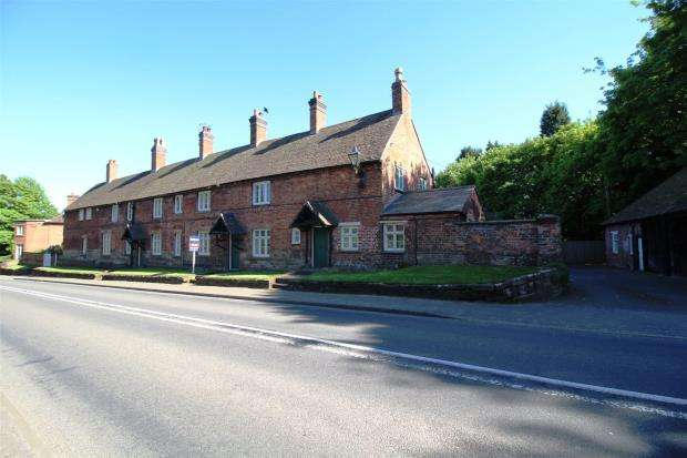 3 Bedrooms Terraced House for rent in Weston Bank, Weston Under Lizard, Shifnal, Shropshire, TF11