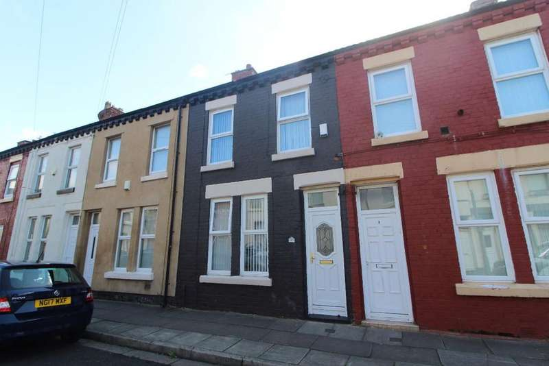 2 Bedrooms Terraced House for sale in Lillian Road, L4 0ST