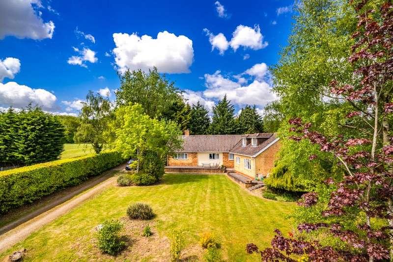 5 Bedrooms Detached House for sale in Beechwood, Upper Basildon, RG8