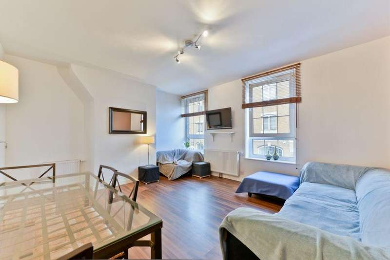 1 Bedroom Apartment Flat for sale in Jackman House, Watts Street, Wapping, E1W