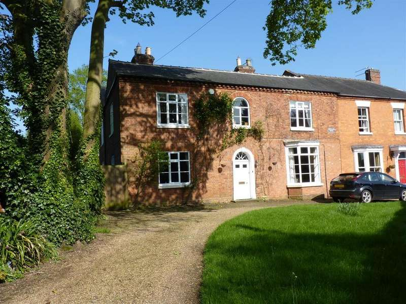 4 Bedrooms Semi Detached House for sale in Northampton Road, Welford, Northants