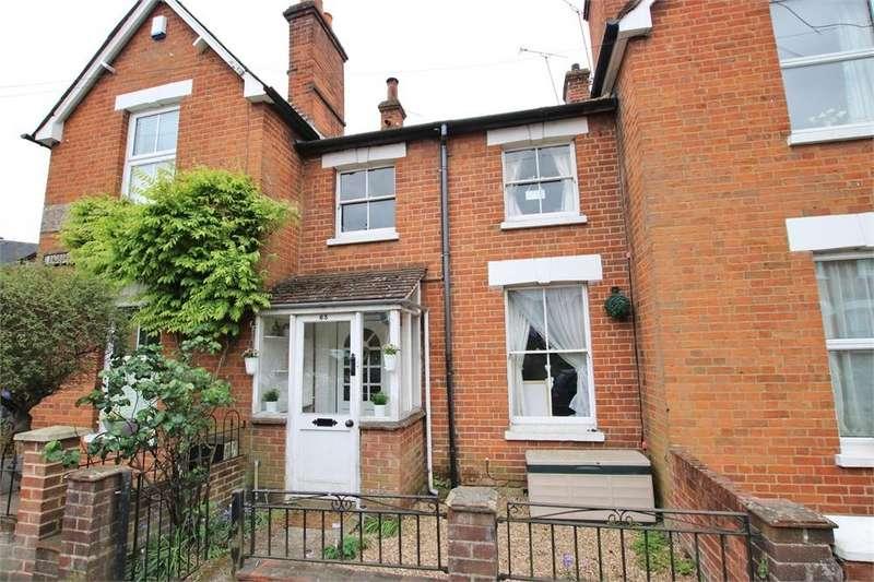 3 Bedrooms Terraced House for sale in Langborough Road, WOKINGHAM, Berkshire