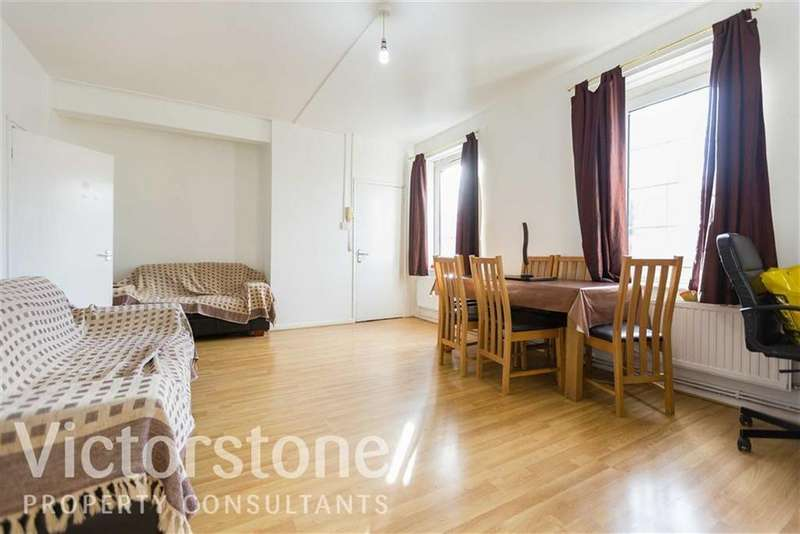 2 Bedrooms Flat for sale in Dellow Street, Shadwell, London