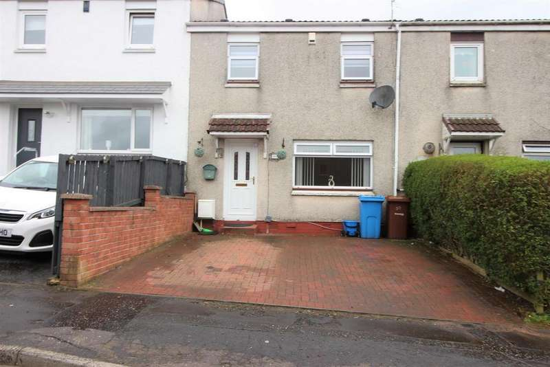 3 Bedrooms Terraced House for sale in Golf Drive, Port Glasgow