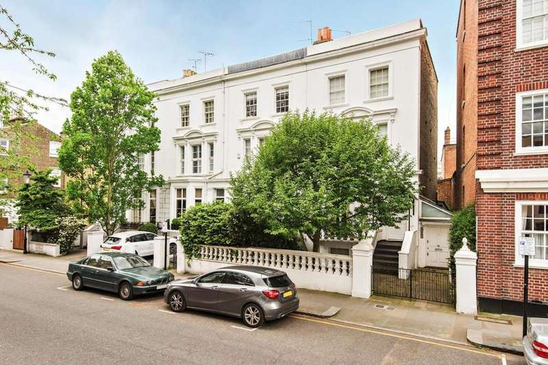 2 Bedrooms Flat for sale in Allen Street, Kensington