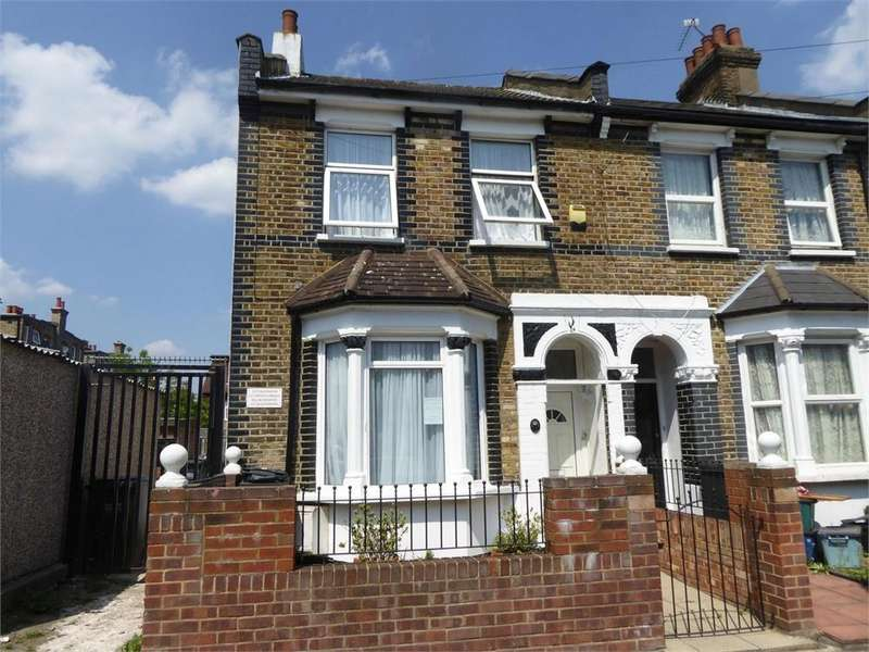 2 Bedrooms End Of Terrace House for sale in Dundee Road, London