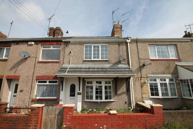 2 Bedrooms Terraced House for sale in Low Willington, Willington, Crook