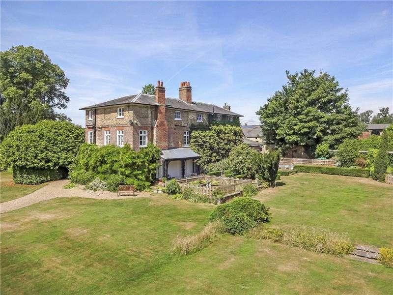 7 Bedrooms Detached House for sale in Sarratt, Hertfordshire, WD3