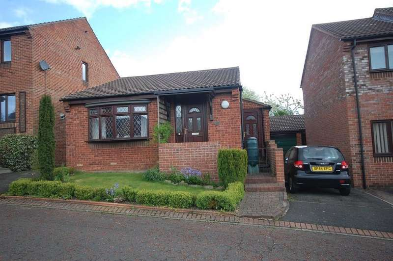 2 Bedrooms Detached Bungalow for sale in Cavendish Court, Brandon