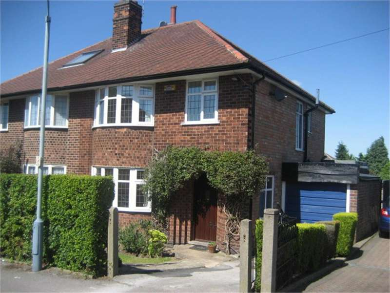 3 Bedrooms Semi Detached House for rent in Greys Road, Woodthorpe, Nottingham, NG5