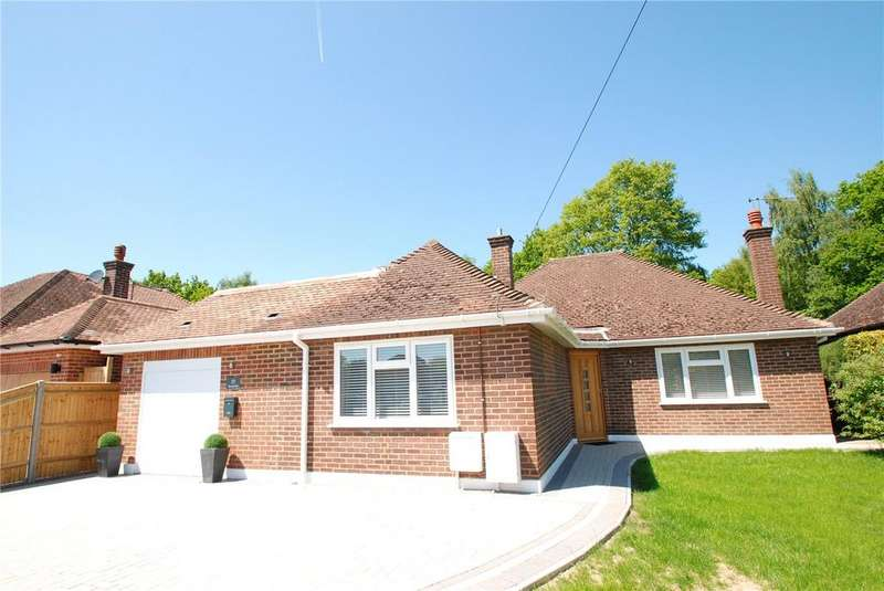 3 Bedrooms Detached Bungalow for sale in Westfield Drive, Bookham, Leatherhead, Surrey, KT23