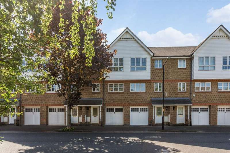 3 Bedrooms House for sale in Webster Road, London