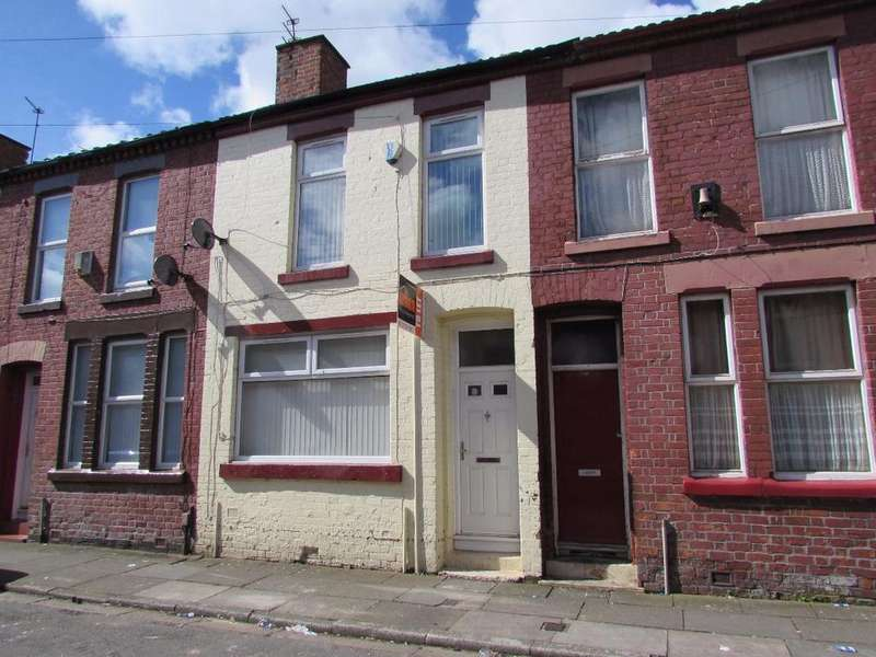 2 Bedrooms Terraced House for sale in Claude Road