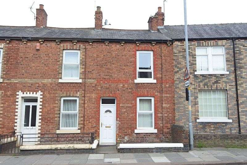 2 Bedrooms Property for sale in Boundary Road, Carlisle