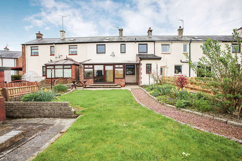 3 Bedrooms Property for sale in Park Circle, Moffat, DG10