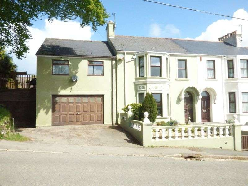 3 Bedrooms Property for sale in Gunnislake, Cornwall
