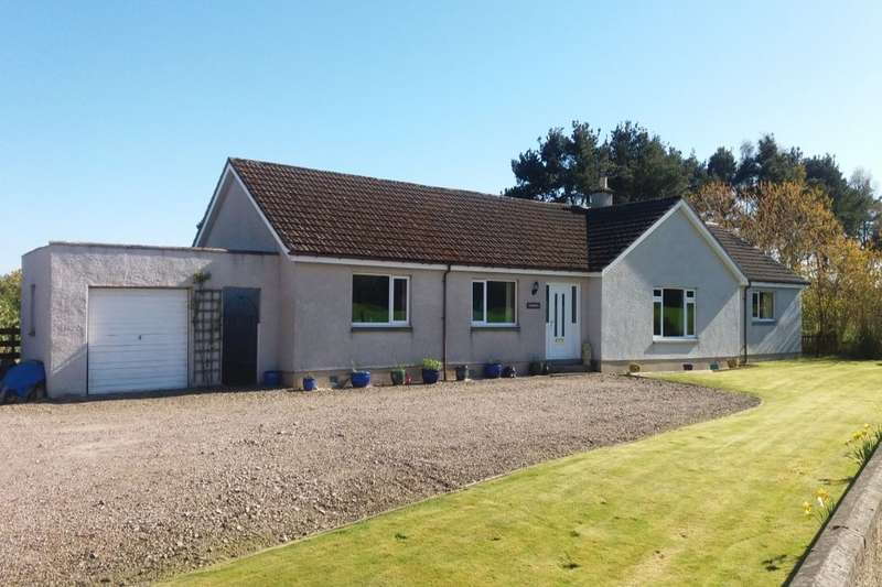 5 Bedrooms Detached Bungalow for sale in Station Road, Garmouth, Fochabers, IV32