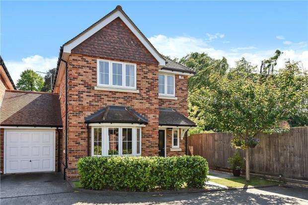 3 Bedrooms Detached House for sale in Woodridge Close, Bracknell, Berkshire
