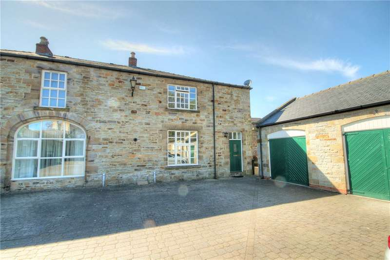 3 Bedrooms Semi Detached House for sale in The Coach House, The Hermitage, Chester le Street, DH2