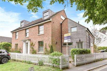6 Bedrooms Detached House for sale in Rectory Place, Hawkwood Lane, Chislehurst