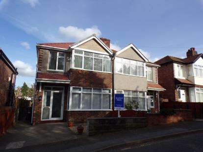 3 Bedrooms Semi Detached House for sale in Park Lane, Holywell, Flintshire, North Wales, CH8