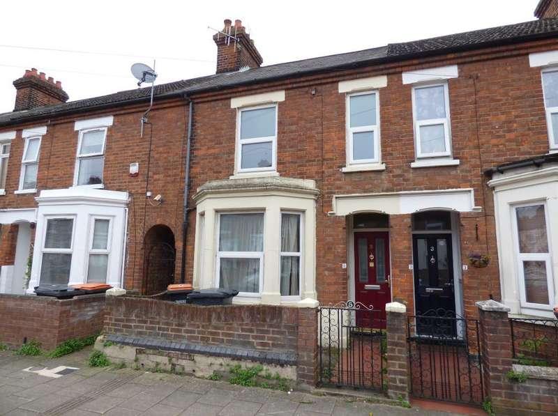 2 Bedrooms Terraced House for sale in Churchville Road, Bedford, MK42 9PT