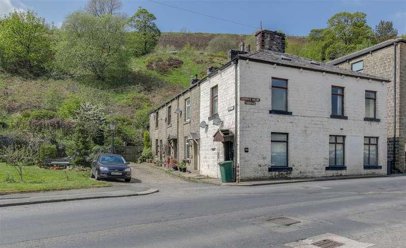 4 Bedrooms End Of Terrace House for sale in Burnley Road East, Waterfoot, Rossendale