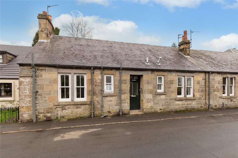 Terraced House for sale in Loxwood Cottages and Paterson's Feu, North Street, Houston, Johnstone, Renfrewshire, PA6