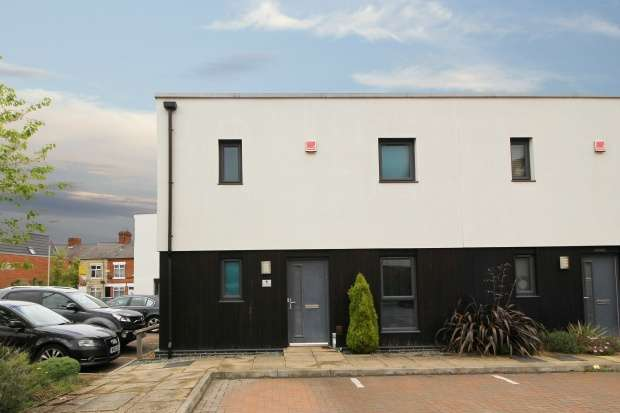 2 Bedrooms Semi Detached House for sale in Wheatsheaf Way, Leicester, Bedfordshire, LE2 6EQ