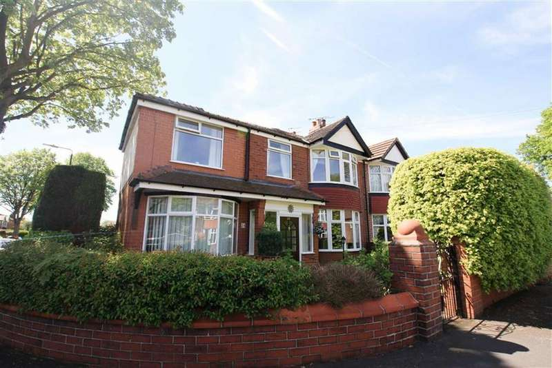 4 Bedrooms Semi Detached House for sale in Marford Crescent, Sale