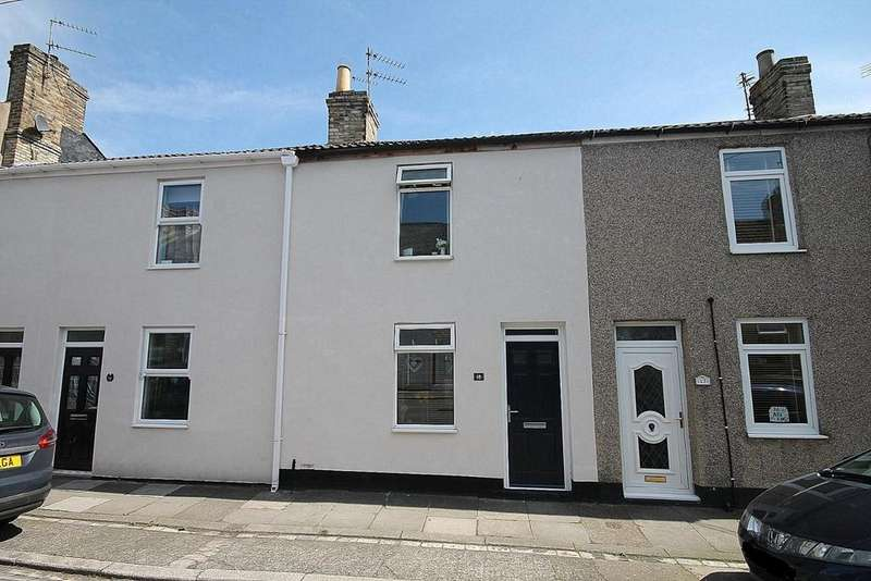 3 Bedrooms Terraced House for sale in Arthur Street, Crook