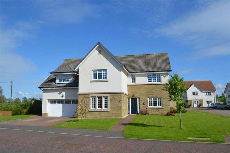 5 Bedrooms Detached Villa House for sale in 30 Hannah Wynd, St Quivox, KA6 5HB