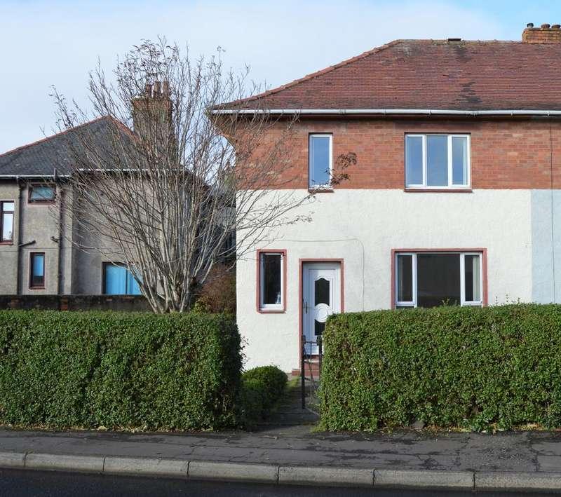 3 Bedrooms Semi Detached House for sale in Hayocks Road, Stevenston KA20