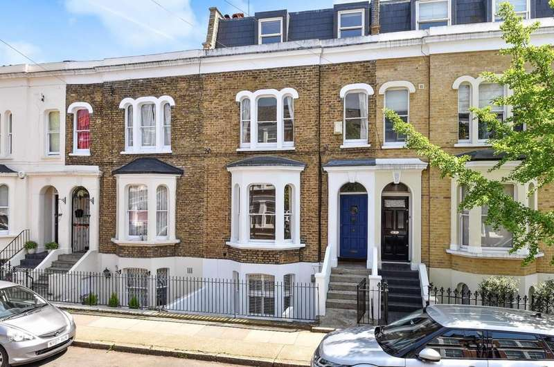 5 Bedrooms Terraced House for sale in De Laune Street, SE17